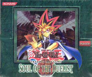 SOUL OF THE DUELISTカードリスト
