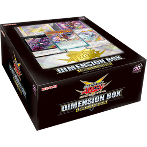 DIMENSION BOX LIMITED EDITIONカードリスト